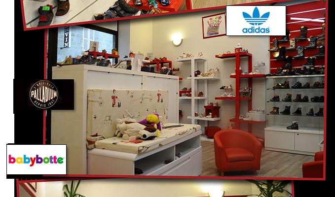 Chaussure La Centre Commerce Gcc Brive De Du Groupement 80wnvmN